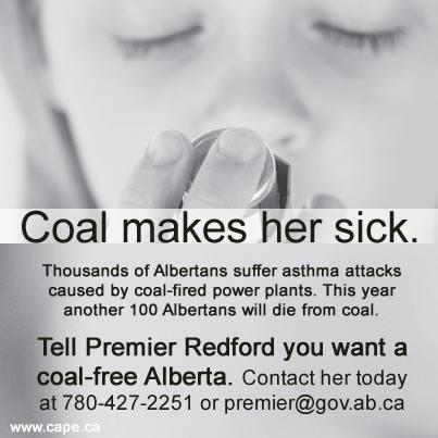 Anti-Coal campaign