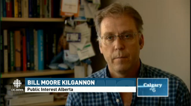 Bill Moore-Kilgannon on CBC