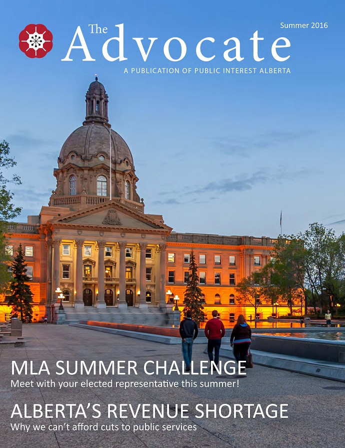 The Advocate, Summer 2016
