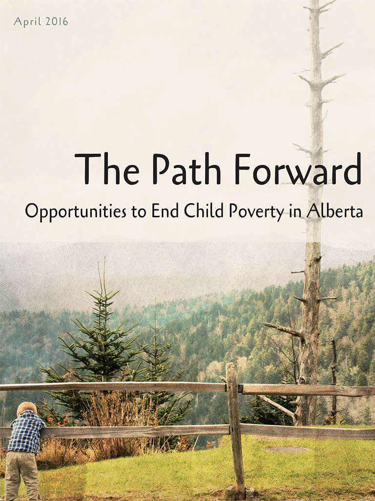 The Path Forward: Opportunities to End Child Poverty in Alberta
