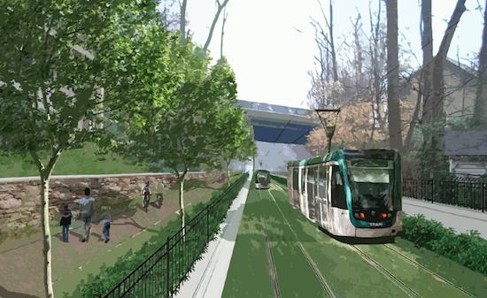 MTA concept drawing