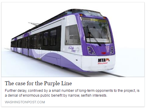 Case for the Purple Line