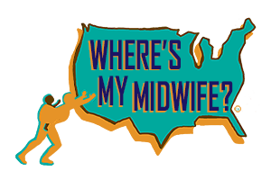 Where's My Midwife? Crowdmap