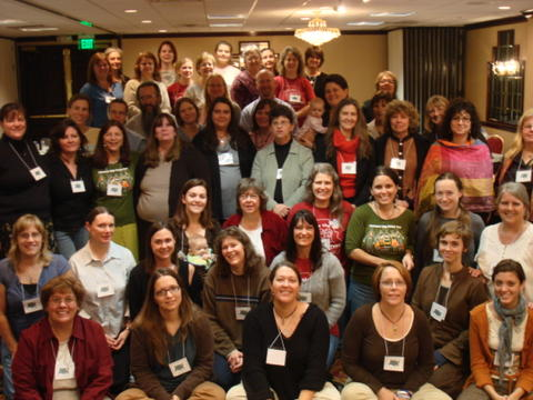 November 2007 in Chicago: Reps from 22 states and Canada met in Chicago for an advocacy summit on midwifery issues.