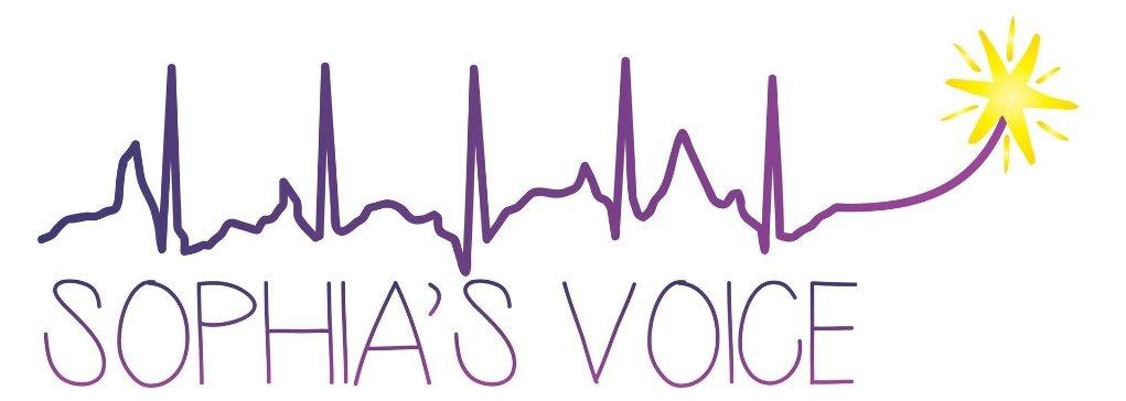 Sophia's Voice Logo