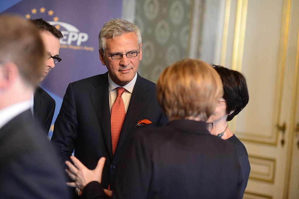 """Minister van Economie Kris Peeters (CD&V): """"Het tekort op de arbeidsmarkt is een bedreiging voor de economische groei."""""""