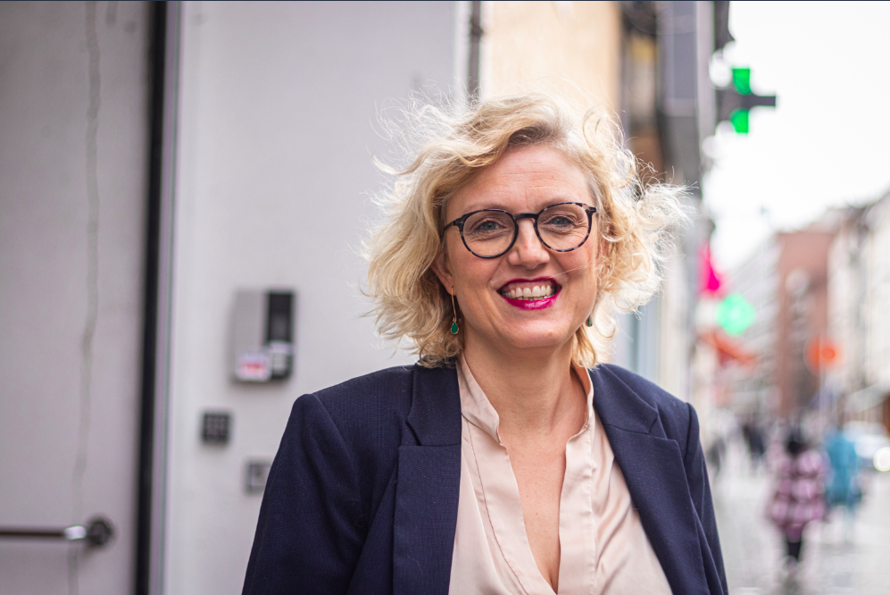 Sofie Merckx, médecin à Médecine pour le Peuple et députée PTB