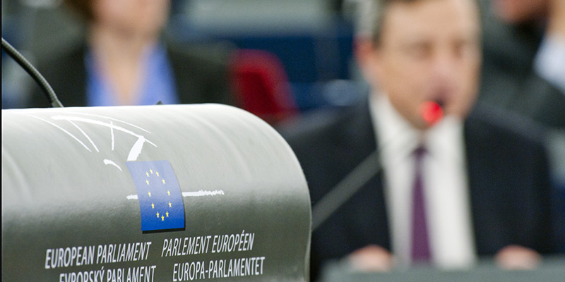 18 MEPs co-sign an open letter to Mario Draghi, call on the ECB to consider alternatives to QE