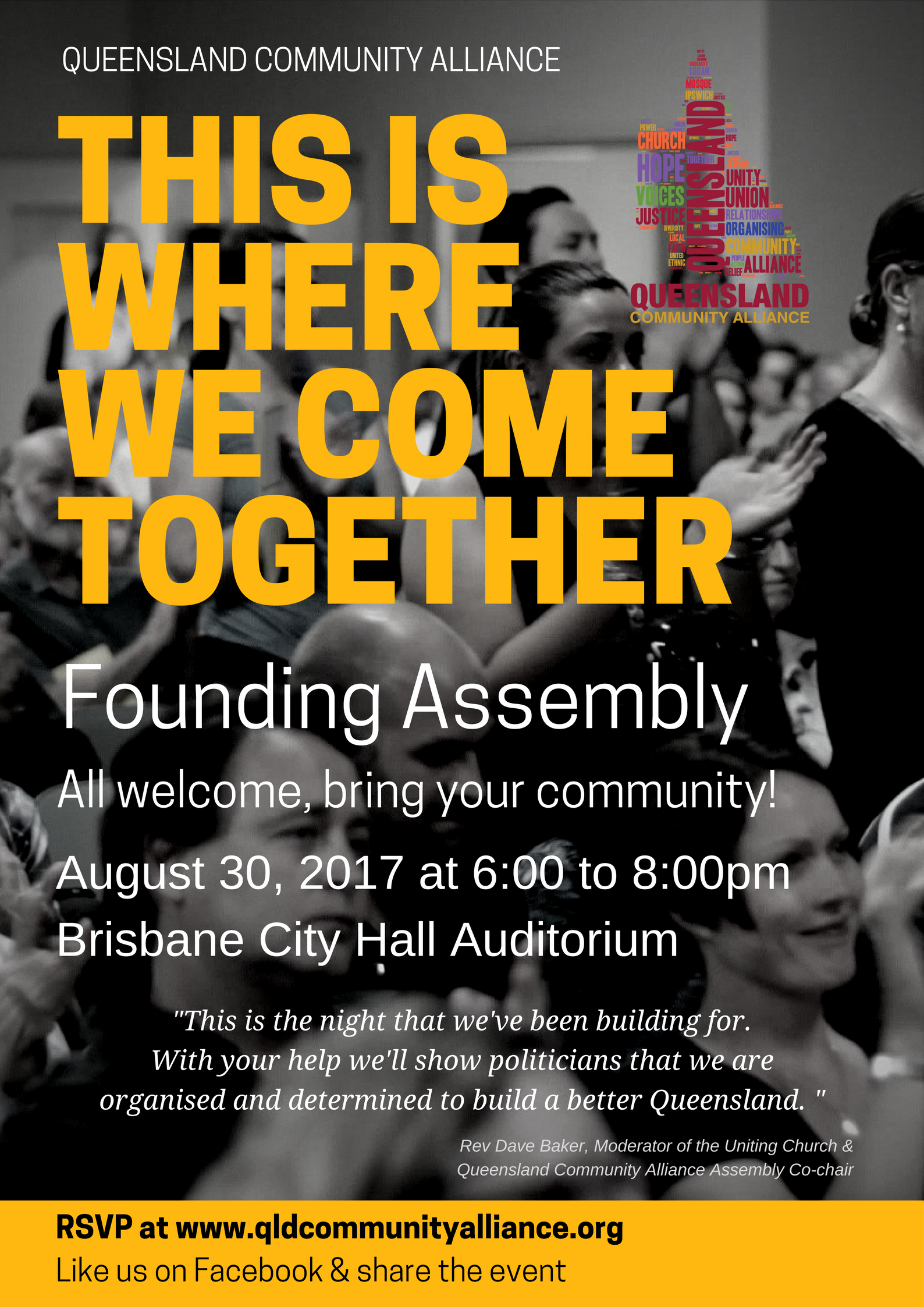 Founding Assembly poster