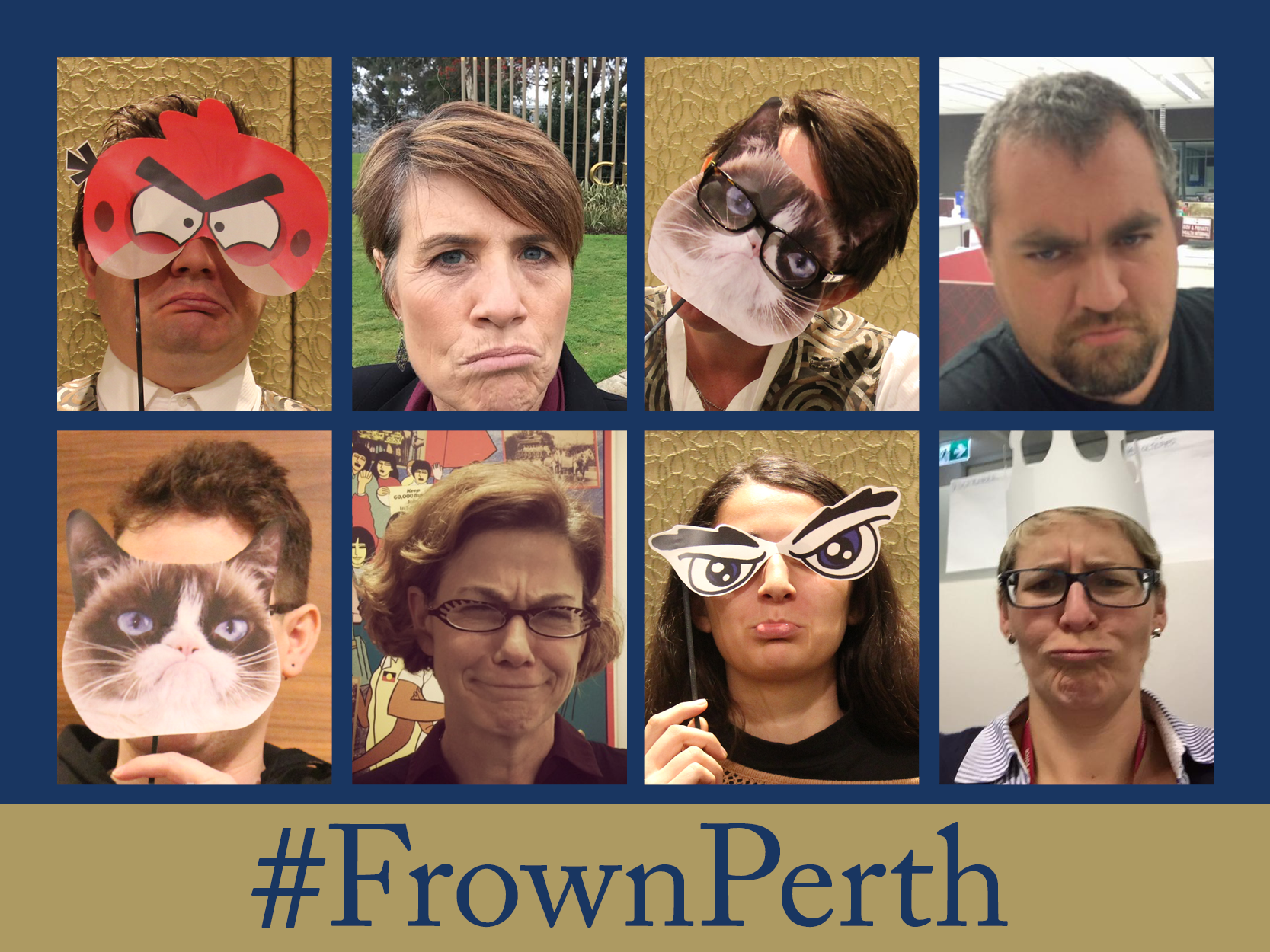 Frown Perth