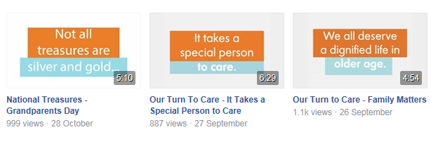 Our Turn To Care