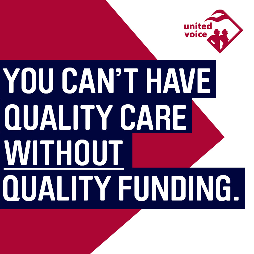 NDIS Quality Care = Quality funding