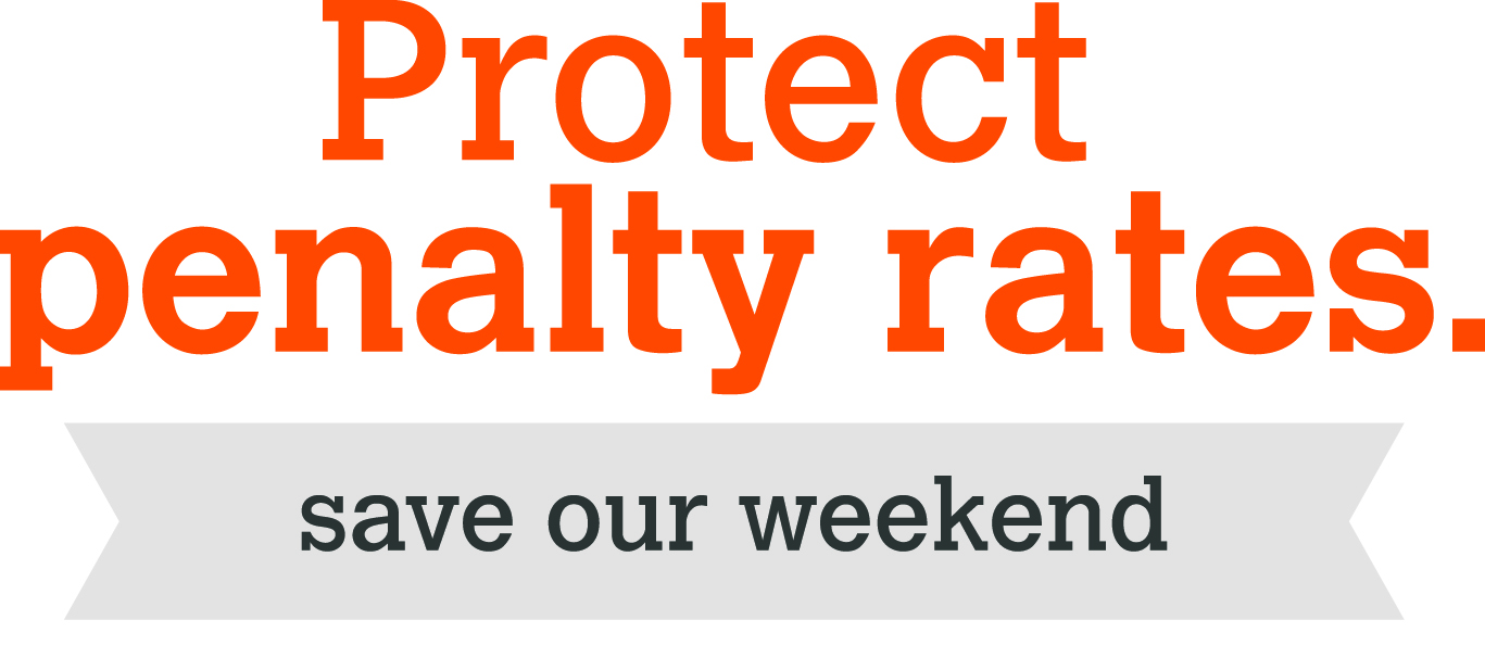 Save Our Weekend
