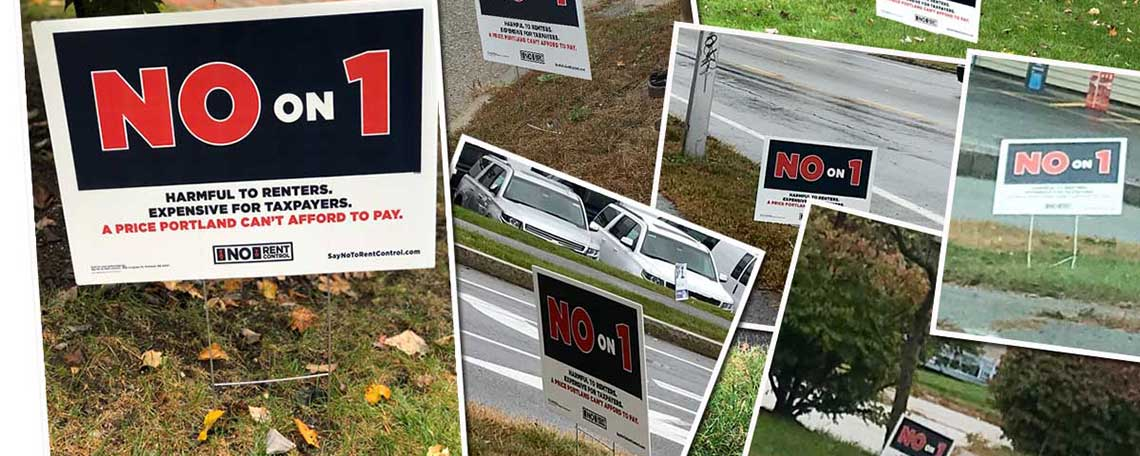Click here to get your yard signs!