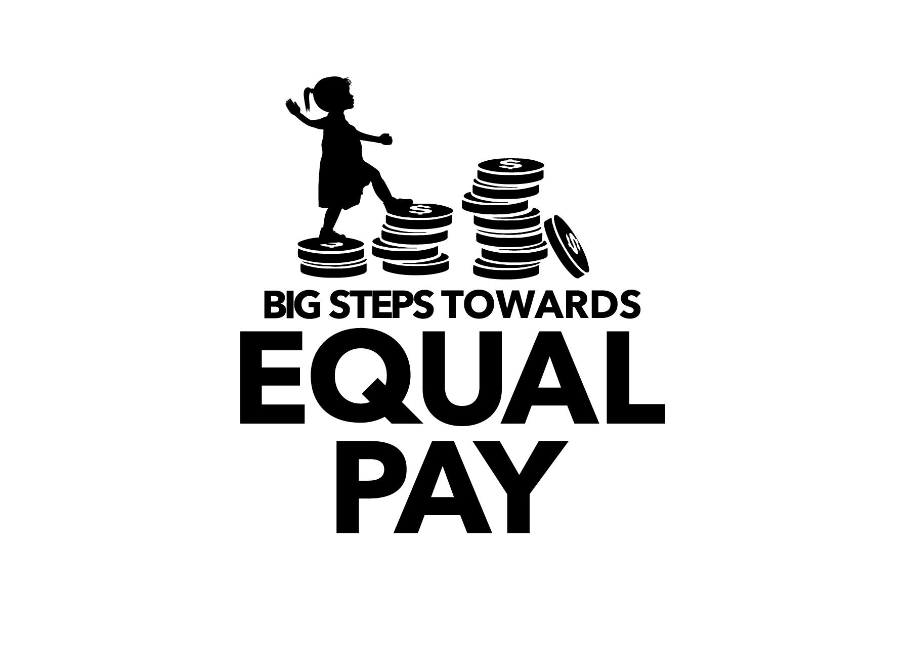 Big_Steps_Equal_Pay_Logo
