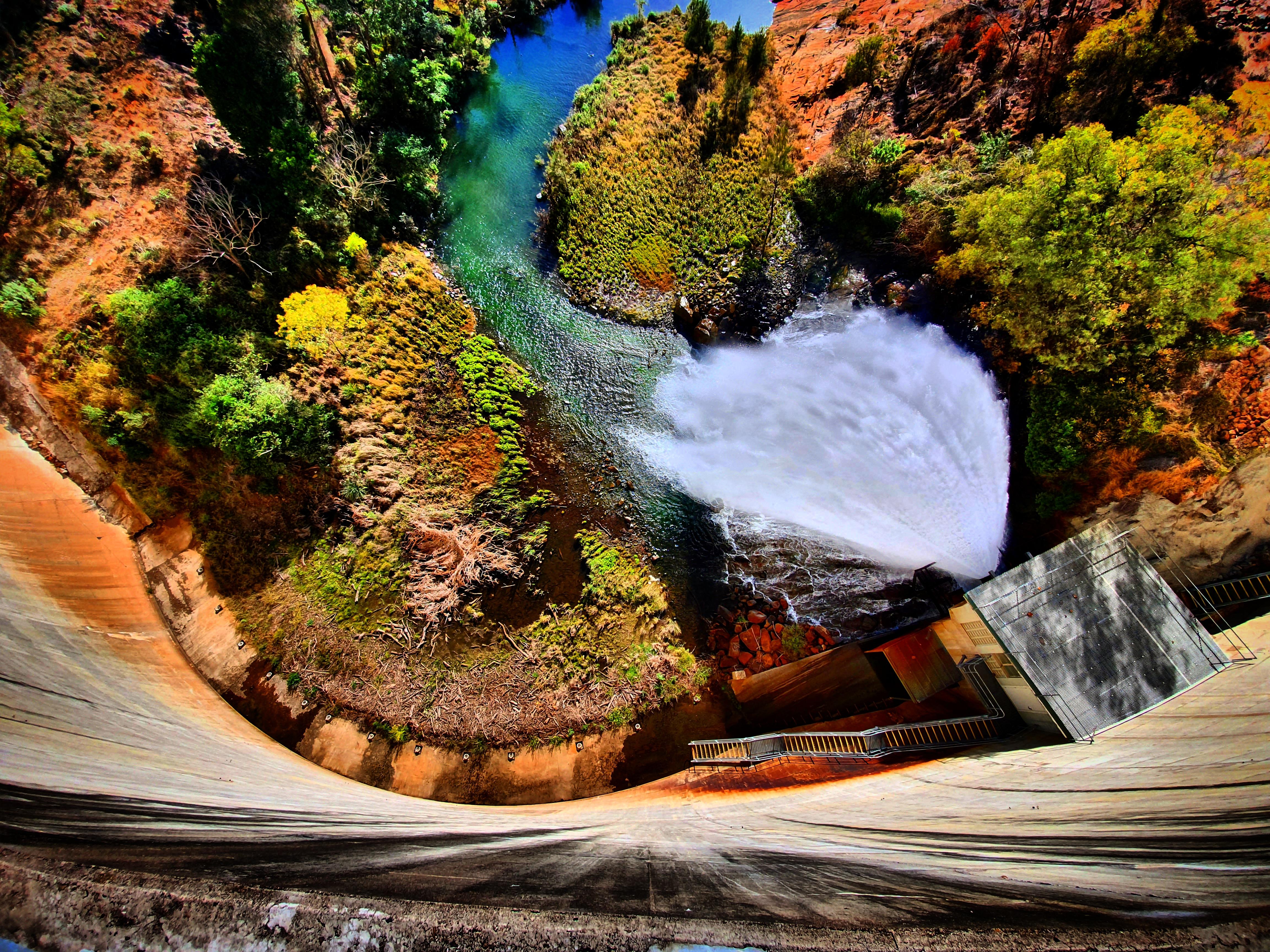 Moogerah Dam Rease