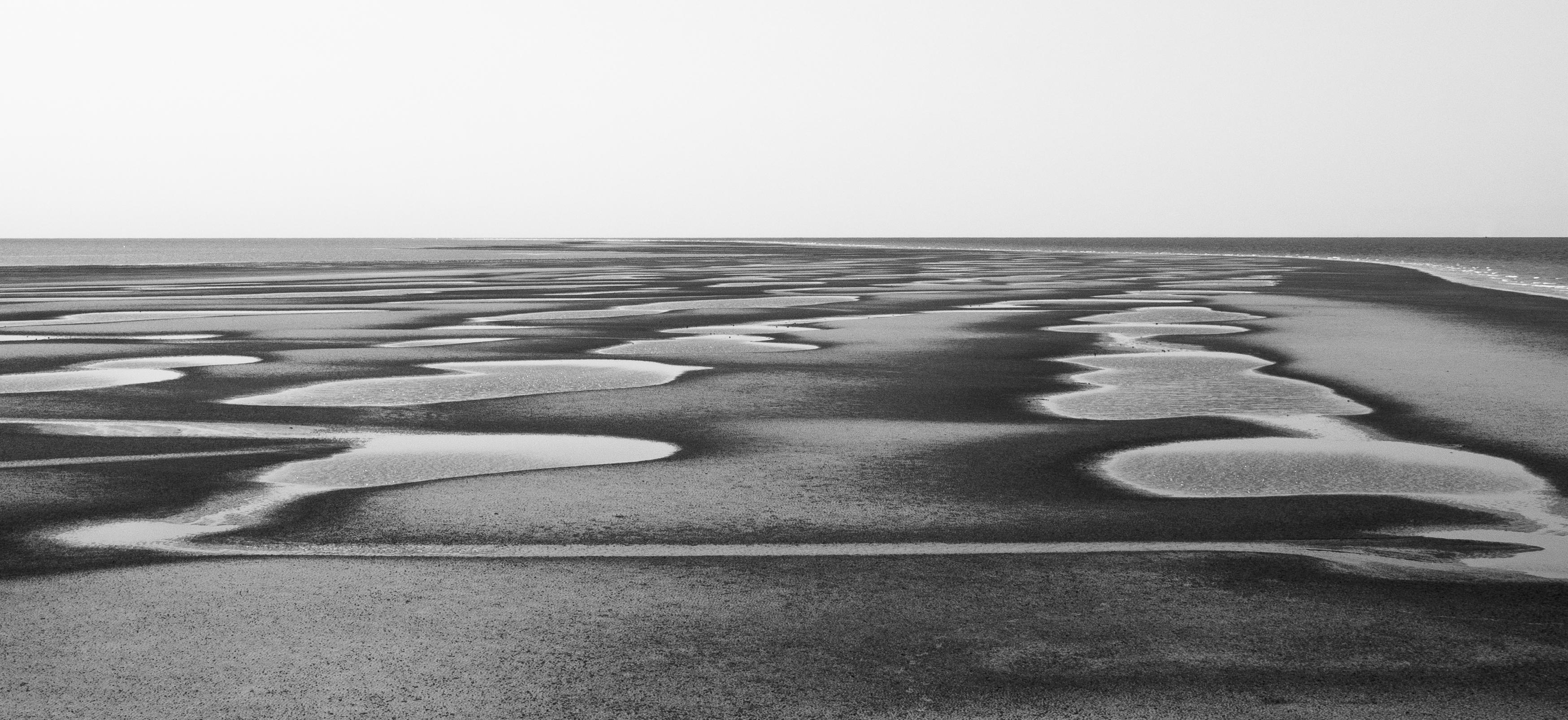 Low Tide In Hervey Bay Or Mars?