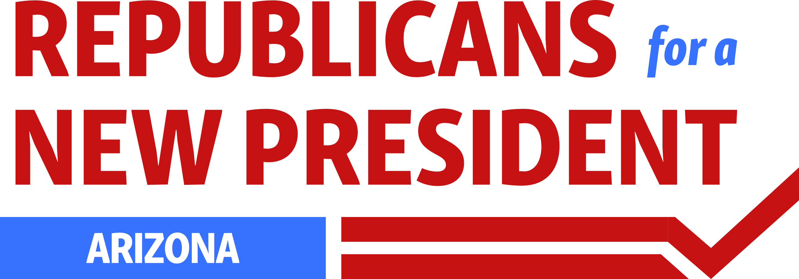 Republicans for a New President - AZ