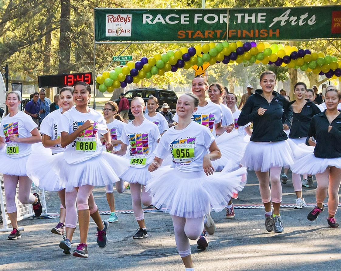 RFTA Ballet runners