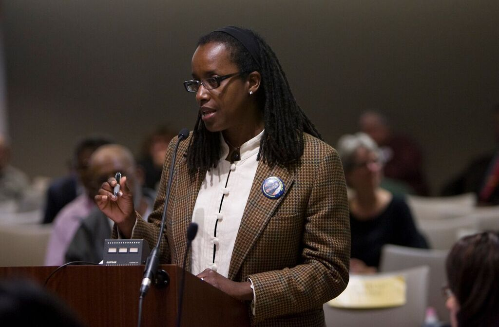 Jovanka Beckles: Supporting Community Policing and