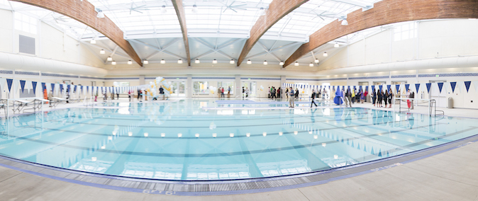 Richmond Swim Center Offers New Design Amenities To Public Radio Free Richmond
