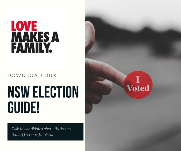 Guide to talking to your candidates for the NSW State Election