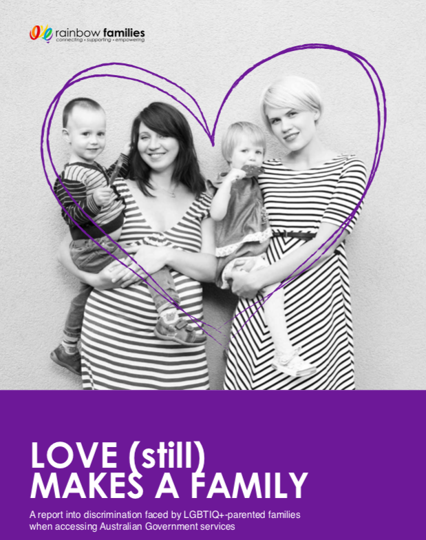 Love Still Makes A Family - Federal Report