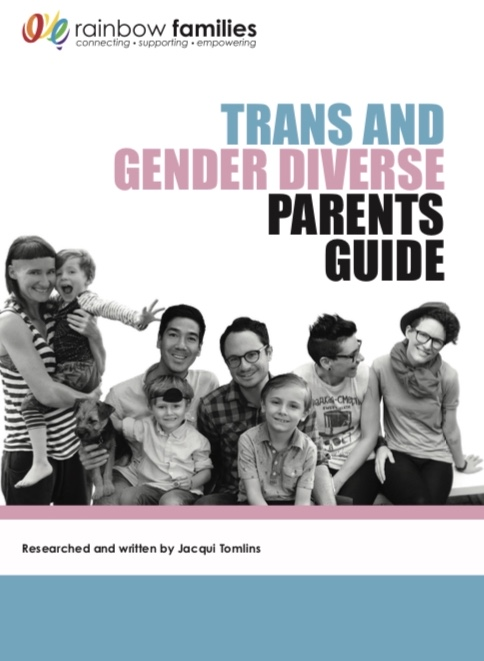 Trans and Gender Diverse Parents Guide