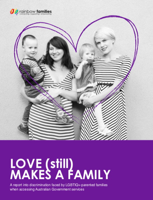 Love (still) Makes A Family Report