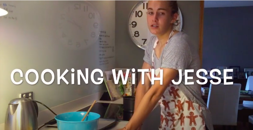 Cooking with Jesse