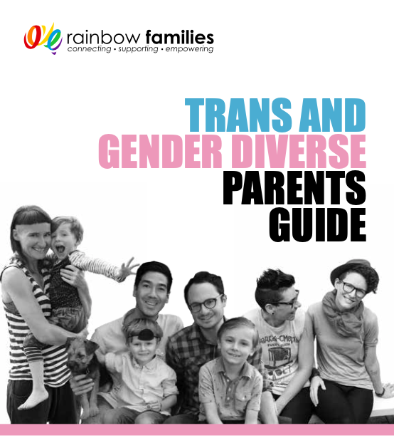 Trans And Gender Diverse Resources