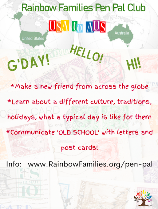Pen Pal Club