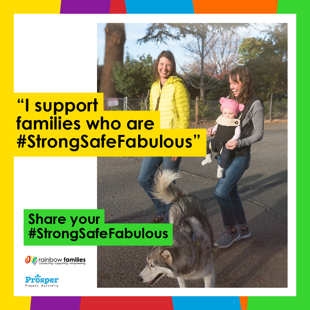 #StrongSafeFabulous