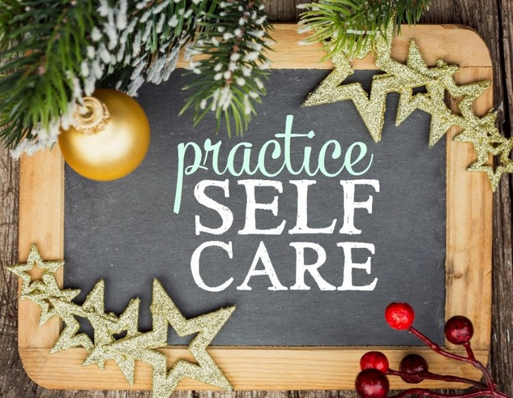 Self care during the festive season