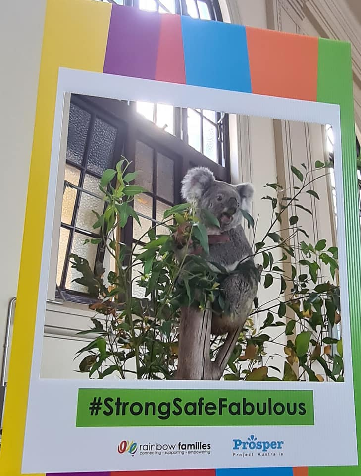 #StrongSafeFabulous Event