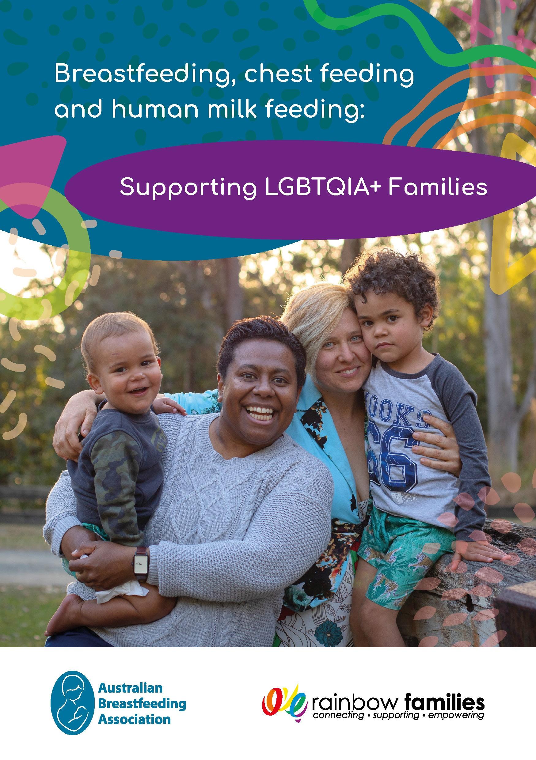 Australia's first LGBTQ+ lactation class