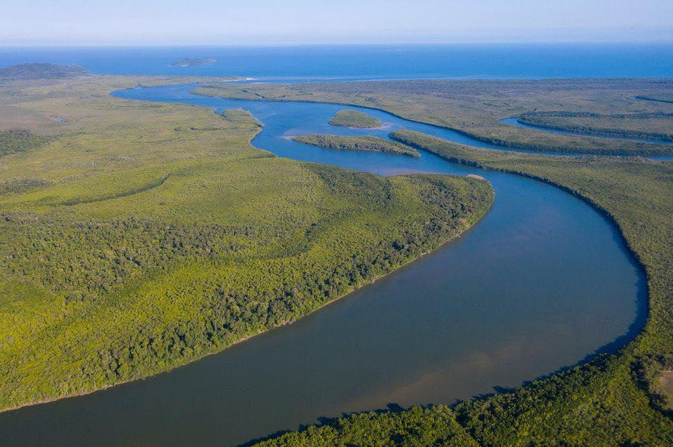 Daintree River by Steven Nowakowski