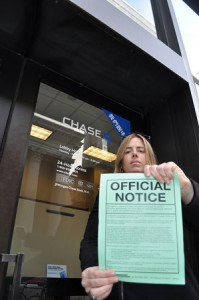 Chase Official Notice