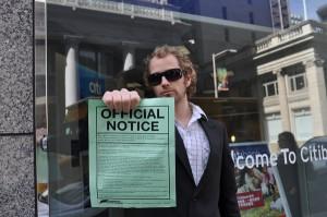 Official Notice Citi