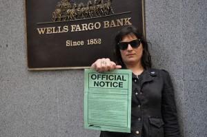 Official Notice Wells Fargo