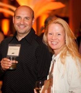 Photo of Lara & Gar Truppelli at REVEL 2009