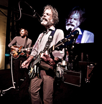 The Mother Hips and Bob Weir at REVEL