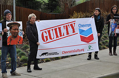 Chevron is Guilty - Take action!