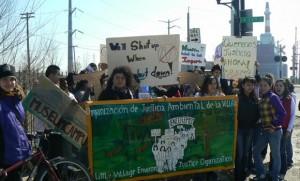 Community rally to shut down dirty coal power plants