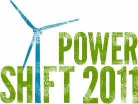 Power shift logo