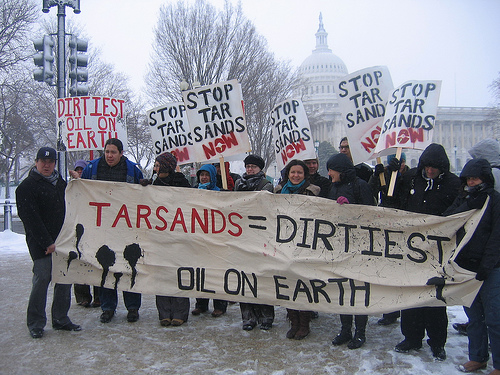 Tar Sands - Dirtiest Oil on Earth