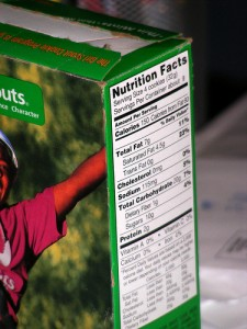 Girl Scout Cookie Box. Photo: Mike The Sussman