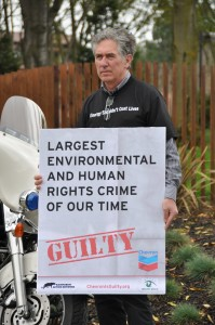Largest environmental and human rights crime of our time