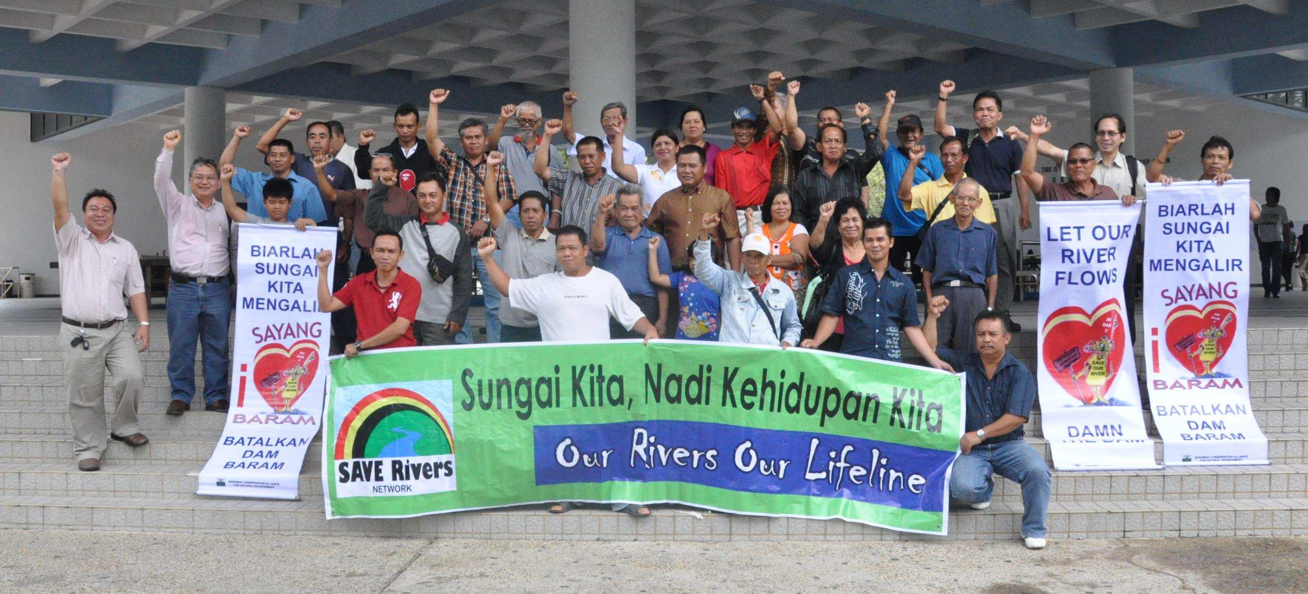 Save Sarawak's Rivers Network (SAVE Rivers)