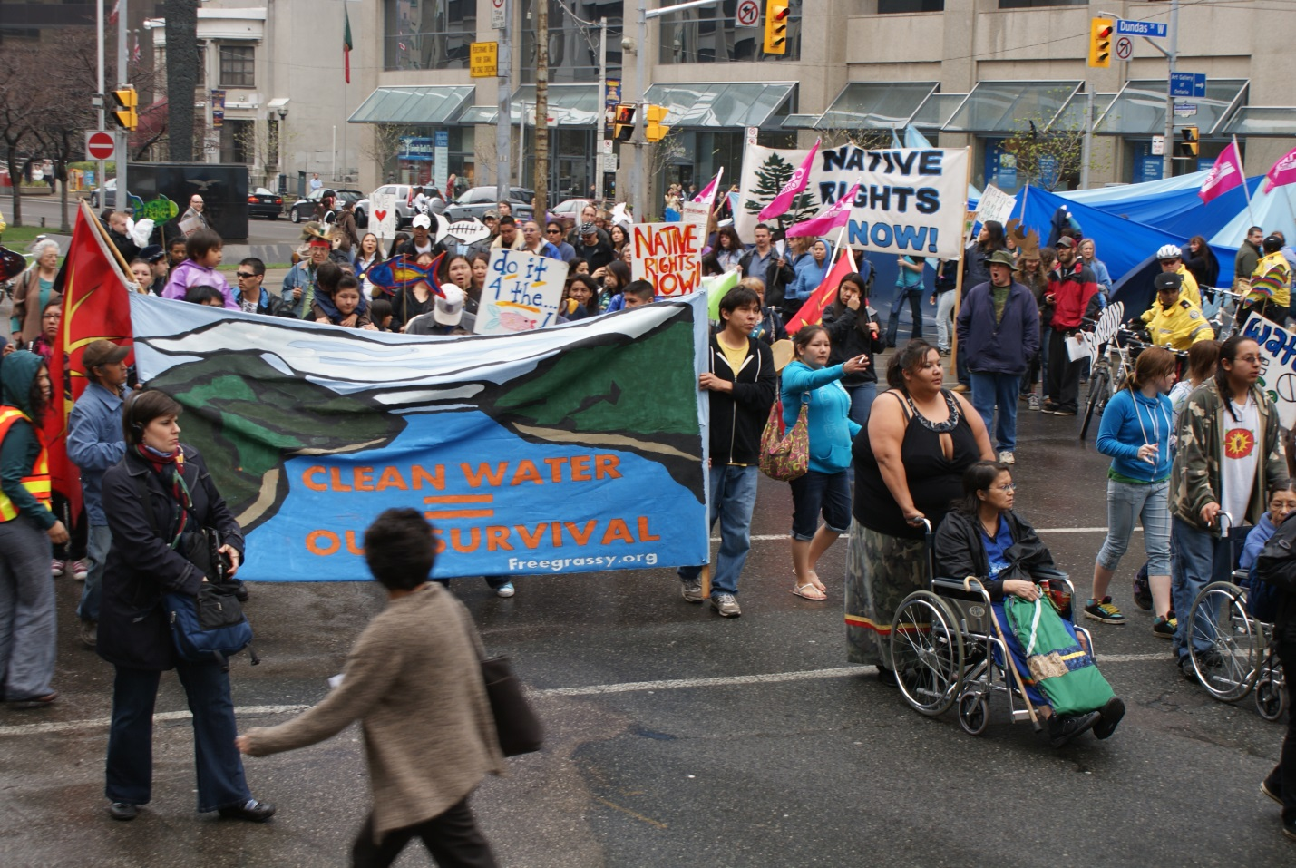 Grassy Narrows Youth Organization